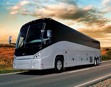 Buses and More Bloomington | Motor Coaches | Parts & Equipment