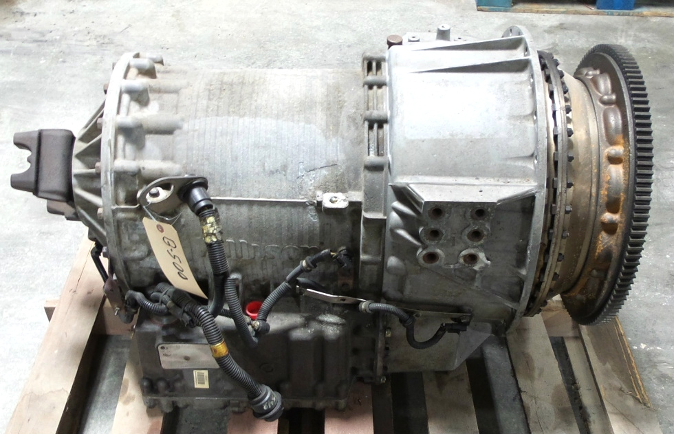Allison B500 Wtec2 Amp Wtec3 Transmissions Buses And More