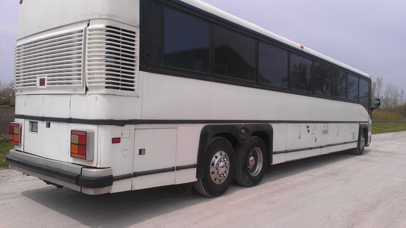 1993 Mci 102dl3 Buses And More