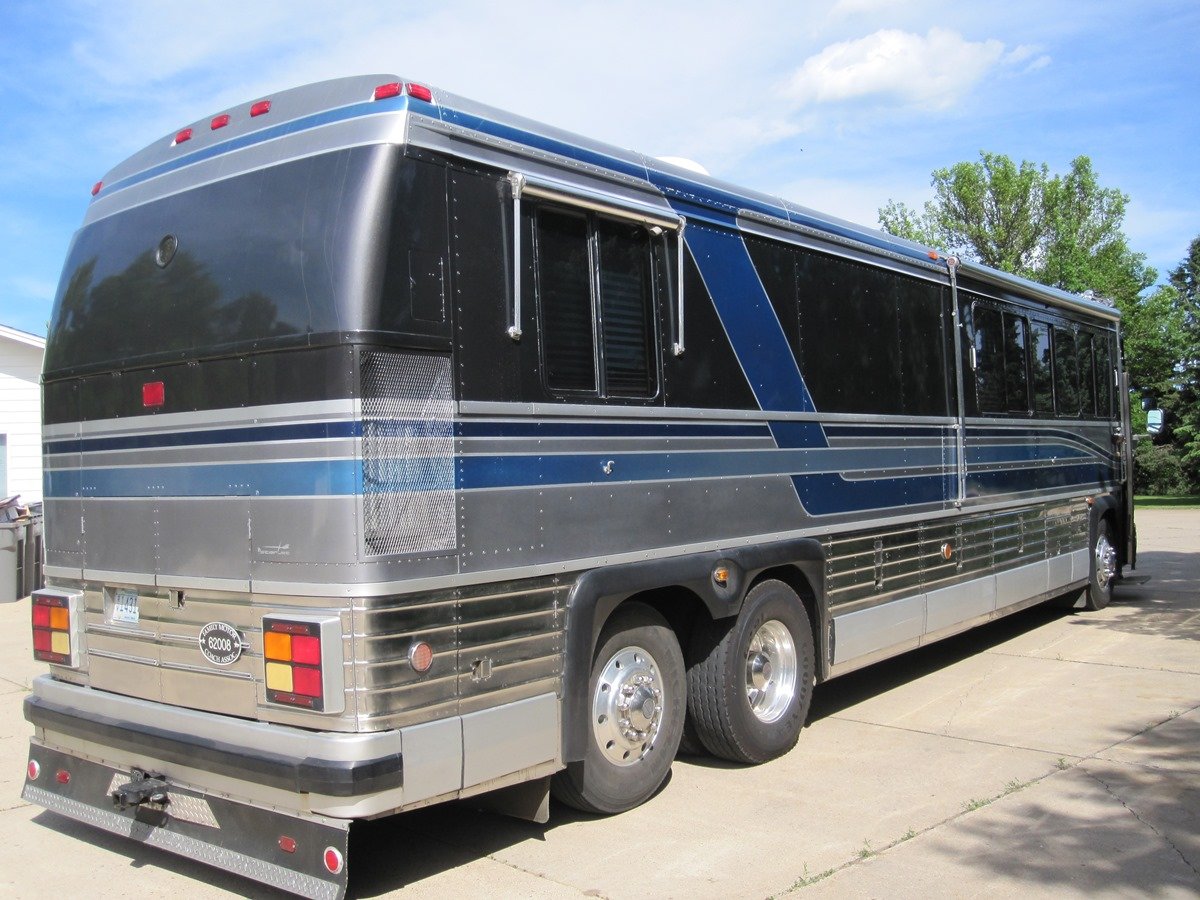 1987 MCI 102A3 RV Conversion   Buses and More