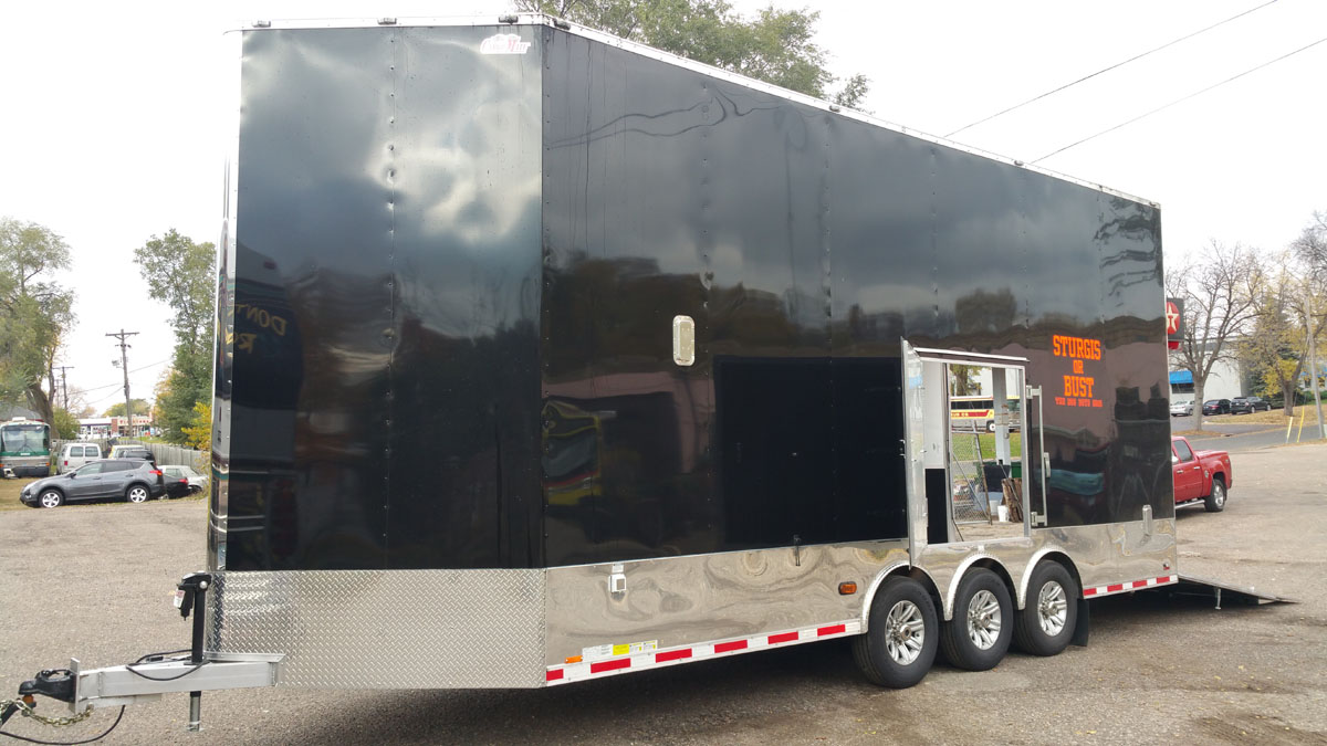 Cargo Mate Trailer Wiring Diagram 33 Images Utility Free Picture 2015 Forest River 30ft Stacker 7 Dolgular Com