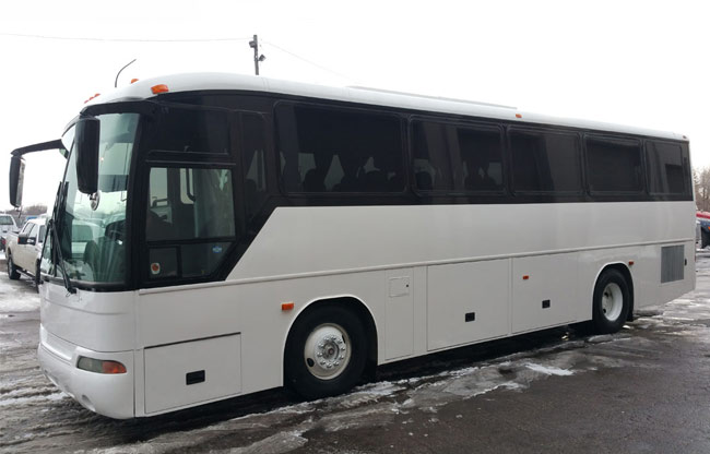 Mci F3500 Model Bus Specifications
