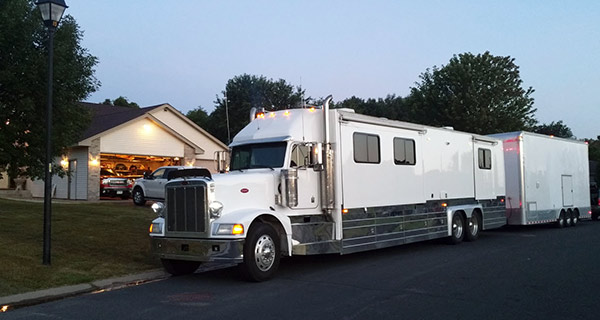 1998 kingsley coach 377 peterbilt buses and more for Peterbilt motor coach for sale